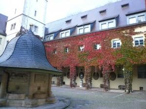 Uni-Innenhof