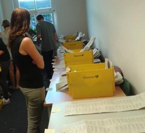 Briefwahllokal