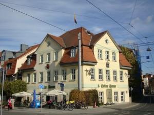 "Gasthaus ""Grüne Tanne"" - Gründungsort"