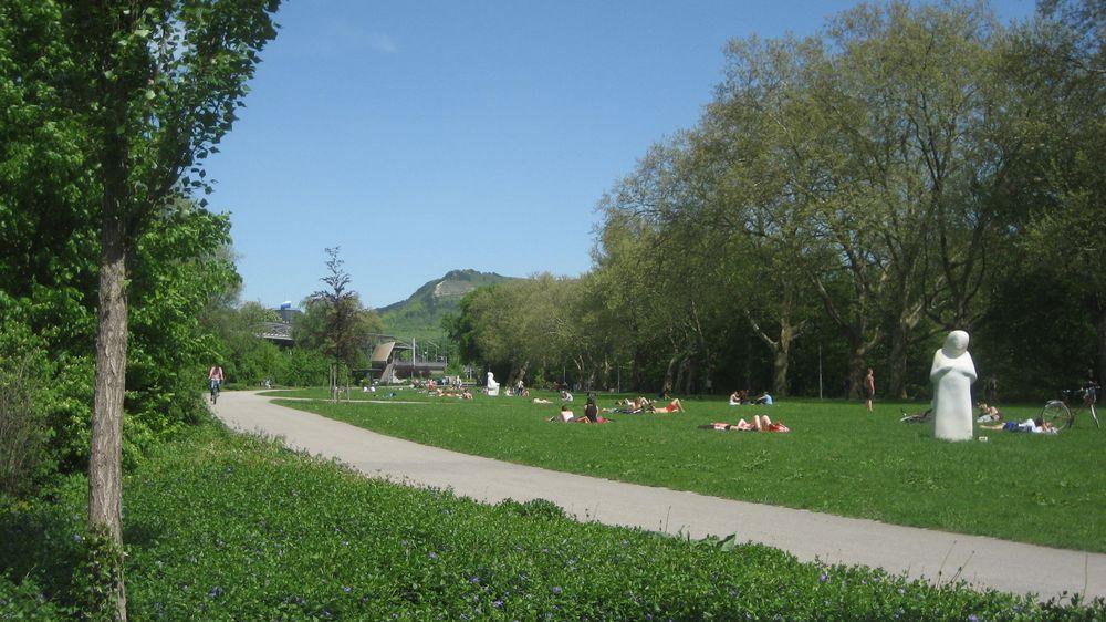 Paradies-Park