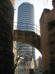 Pulverturm und Keksrolle - Mittelalter und DDR-Moderne